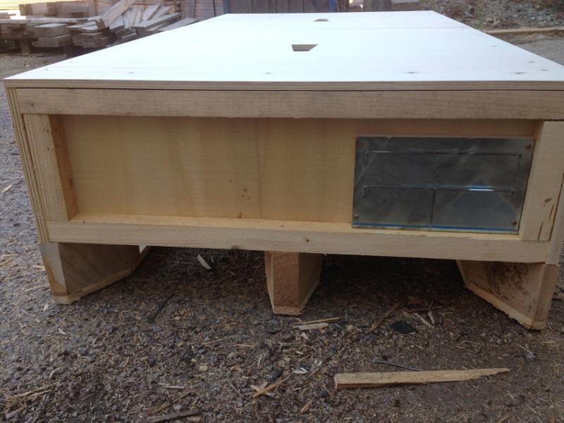 Emballages et caisses bois spécifiques fabrication sur mesure # Caisse En Bois Sur Mesure
